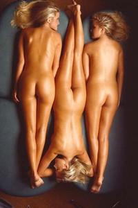 Dahm Triplets Nude