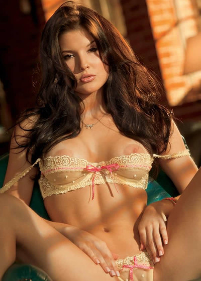 Amanda Cerny in  from Playboy