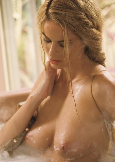 Beth Williams in  from Playboy