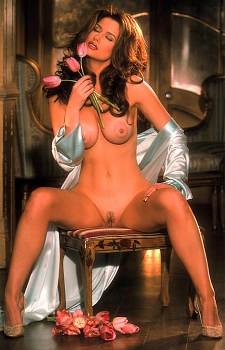 Carrie Stevens  nackt
