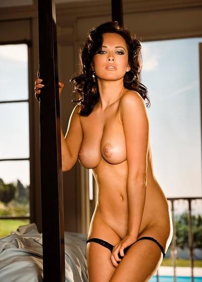 Dasha Astafieva in  from Playboy