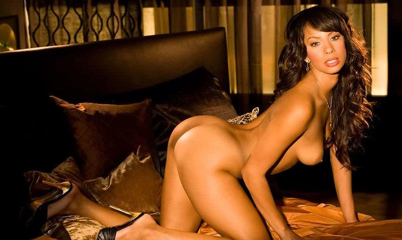Erika mitdank fully nude in playboy argentina