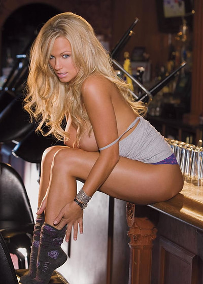 Heather Knox in  from Playboy