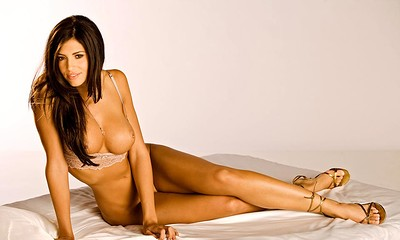 Hope Dworaczyk in  from Playboy