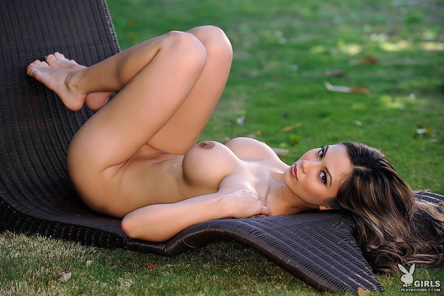 Davis playboy nackt jasmine Jasmine Davis