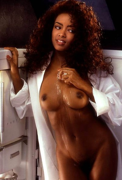 Stephanie Adams in  from Playboy