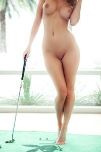 Ashley Lauren Girls Of Playboy Golf