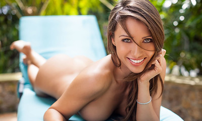 Casey Connelly in Our Little Secret from Playboy