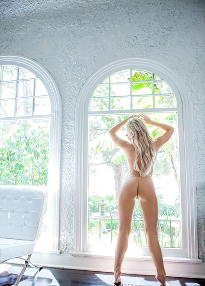 Jordan Ashley in Blonde Bombshell from Playboy