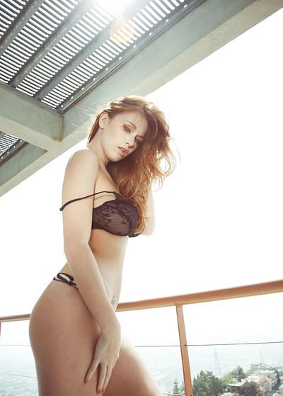 Leanna Decker in Desires from Playboy
