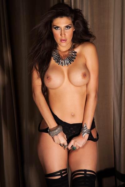 Miranda Nicole Behind Closed Drapes