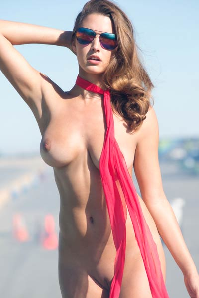 Alyssa Arce Playmate Miss July 2013