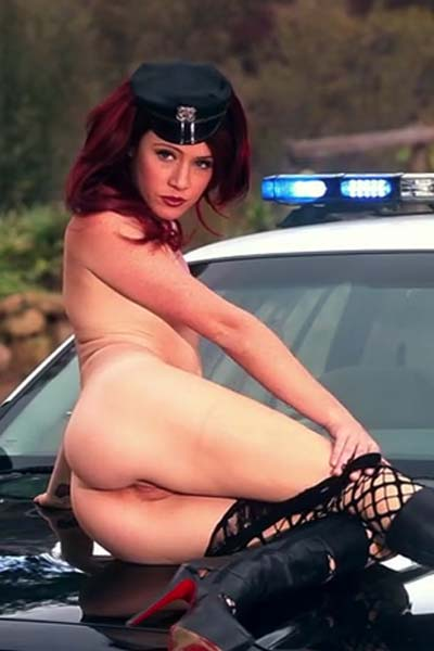 Elle Alexandra Disorderly Conduct Video