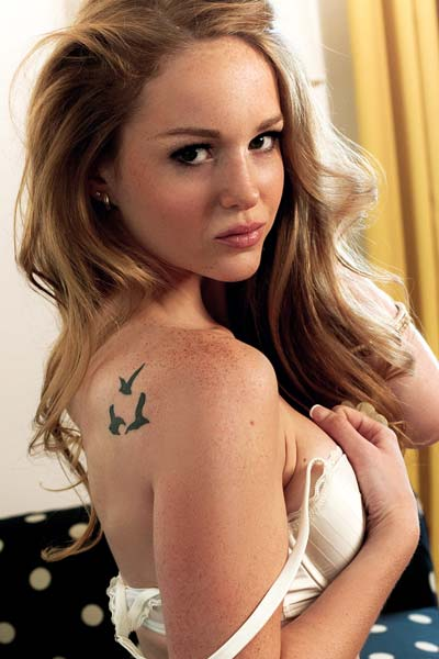 Cora Banks Young And Wild