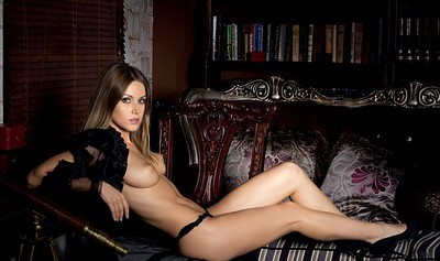 Jessica Ashley in Oasis from Playboy