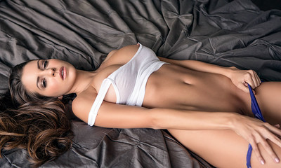 Shelby Chesnes in Simple Pleasures from Playboy