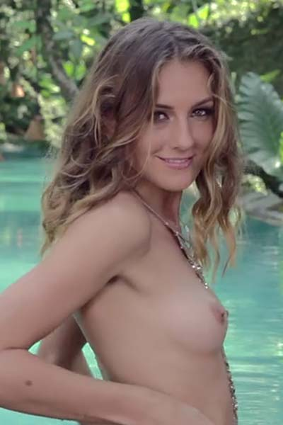 Jennifer Love Sultry Garden Video