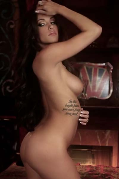 Meghan Nicole The Red Room Video