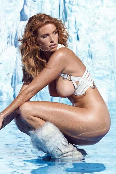 Elizabeth Ostrander Hot and Cold