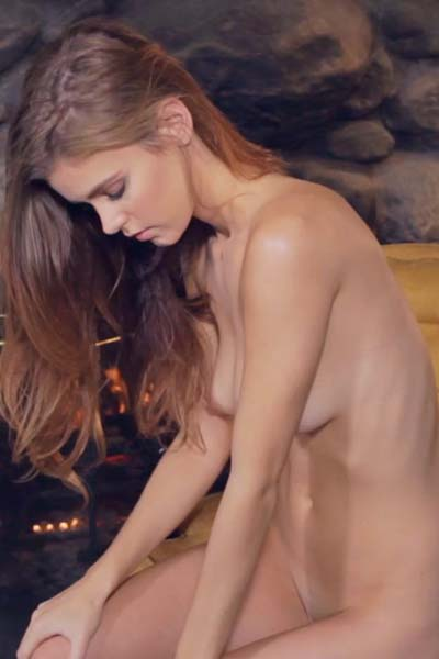 Amberleigh West Indoor Hottie Video