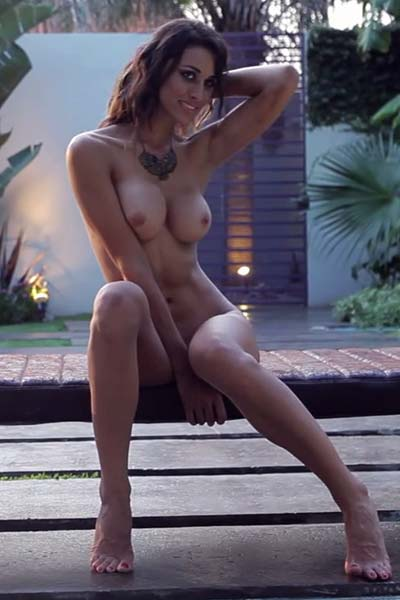 Vanessa Alvar Exotic Obsession Video