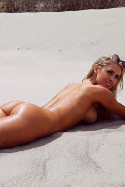 Kayla Rae Reid Beach Bum Video