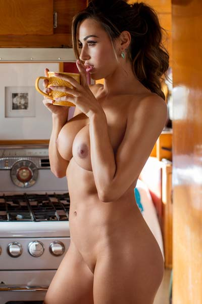 Magnificent busty babe Ana Cheri will leave you breathless