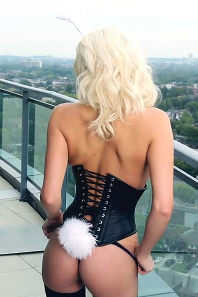 Shannon Cole Blonde Bunny Video