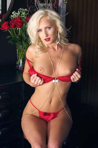Shannon Cole Scarlet Rose Video