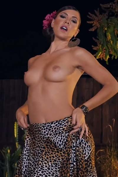 Gia Ramey-Gay Moonlight Dance Video