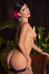 Get ready for a wild adventure with a smoking hot bombshell Gia Ramey Gay