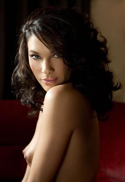 Tanimara Teterissa in Playboy Netherlands from Playboy