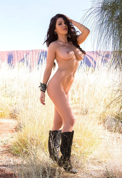Marlee May in Unforgettable View from Playboy
