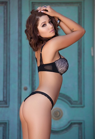 Ali Rose in Welcome Home from Playboy