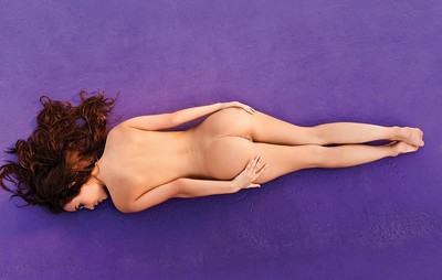 Adrienn Levai in Playboy Mexico from Playboy