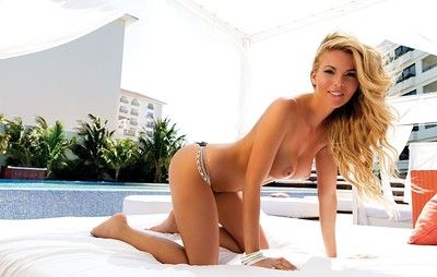 Abby Parece in Playboy Mexico from Playboy