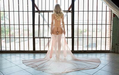 Olivia Preston in Sheer and Sexy from Playboy
