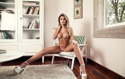 Sarah Harris in Playboy Mexico from Playboy