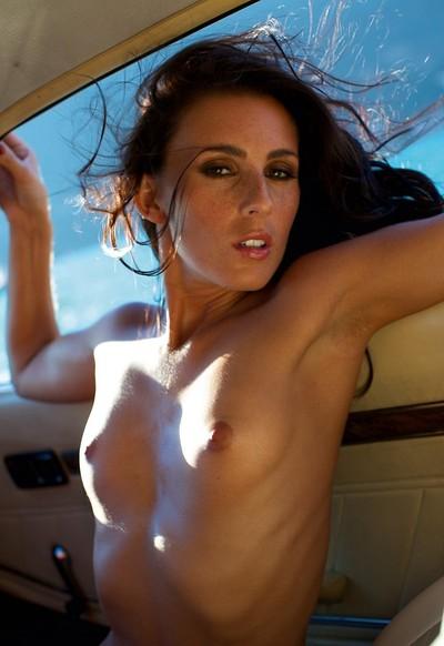 Barbora Kuzmiakova in Playboy Germany from Playboy