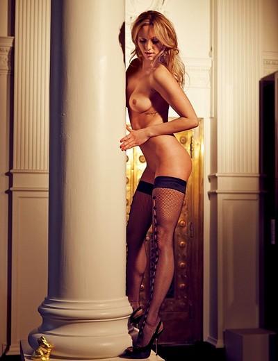 Jessica Czakon in Playboy Germany from Playboy