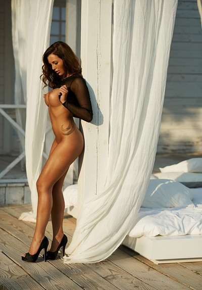 Helen De Muro in Playboy Germany from Playboy