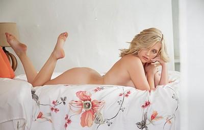 Manda Kay in Unspoken Ecstasy from Playboy