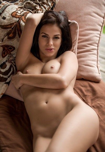 Sophie in Serene And Sexy from Playboy