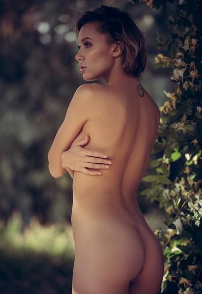Chucha in Fresh Beginnings from Playboy