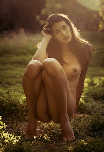 Katrine Pirs in Sunswept from Playboy