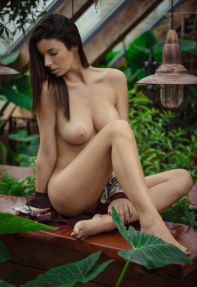 Katey in Mellow Moments from Playboy