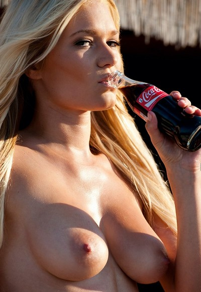 Eva Maria Kromer in Playboy Germany from Playboy