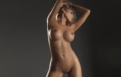 Belen Gimenez in Playboy Argentina from Playboy