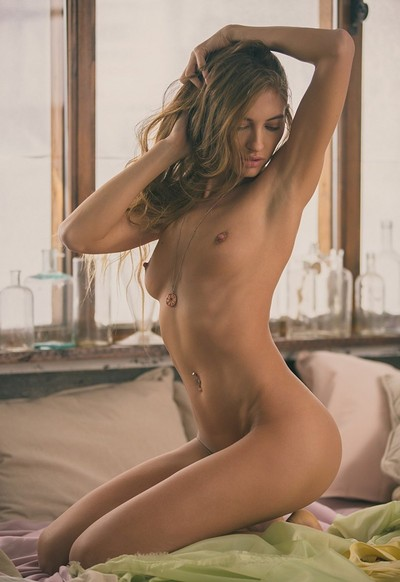 Taya Vais in Alluring Radiance from Playboy