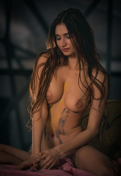 Ilvy Kokomo in Night Vision from Playboy